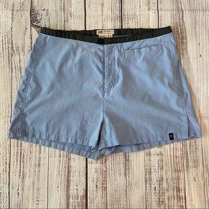Royal Robbins High Waisted Hiking Shorts.